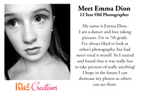 Kid Creations - Emma Dion