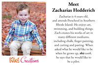 Kid Creations - Zacharias